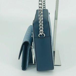 Michael Kors Bags - 2PCS Michael Kors Butterflies Crossbody Wallet Set